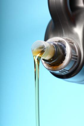 mineral oils pour point